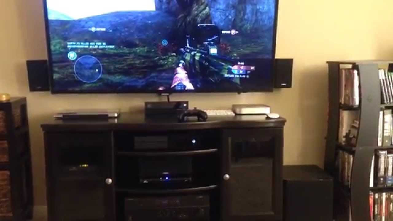 Xbox One Split 2 Screens Via HDMI Splitter