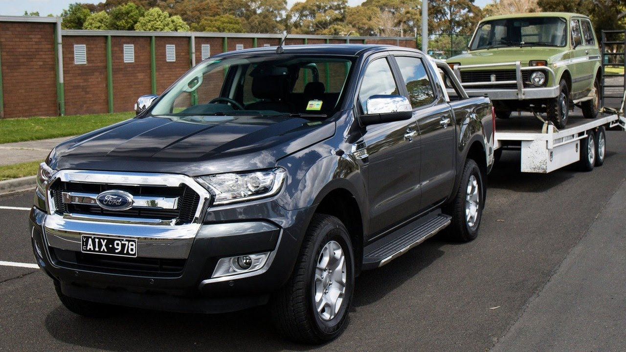 Watch hd 2017 ford ranger xlt review