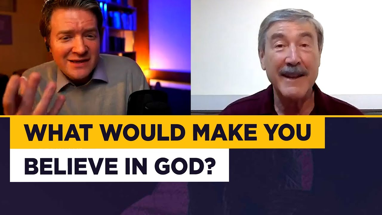 Paul Davies: What would it take for me to believe in God?
