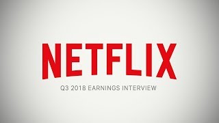 Netflix Fourth-Quarter 2018 Financial Results - LIVE Conference Call Review & Chat NFLX Guides Down