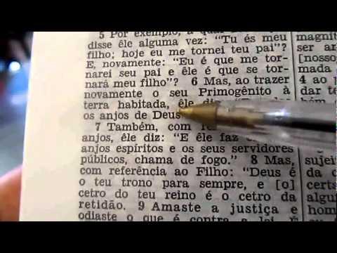 Testemunhas De Jeová Sua Biblia Youtube