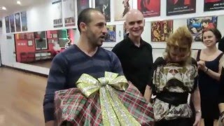 Surprise Anniversary Gift - Bandoneon