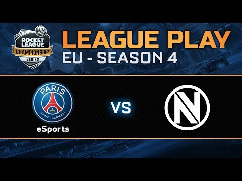 Team EnVyUs vs PSG eSports vod
