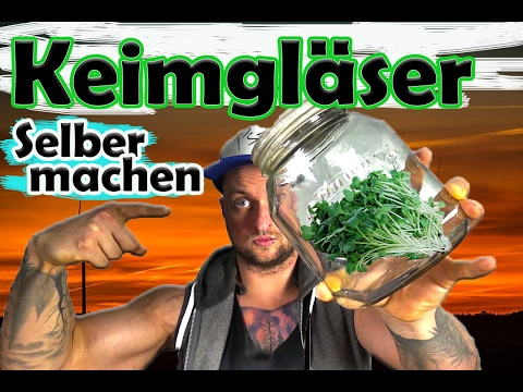 Selber Videos Machen : keimgl ser sprossengl ser selber machen sprossenziehen roh vegan youtube ~ Watch28wear.com Haus und Dekorationen