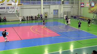 Трансляция Чемпионата Нижегородской облати по мини футболу Тур в городе Арзамас
