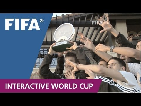 What is the FIFA Interactive World Cup?
