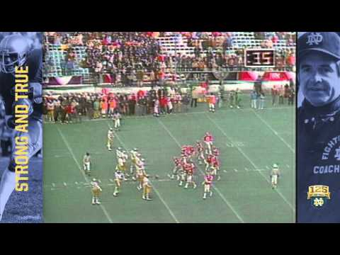 The Chicken Soup Game - 125 Years of Notre Dame Football - Moment #114
