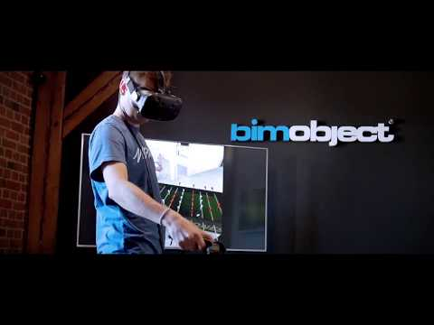 BIMobject R&D Department presents: Virtual Reality