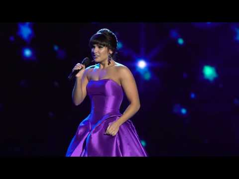 """Miss New Jersey sings """"Someone Like You"""" at Miss America 2017"""