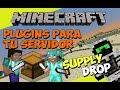 Minecraft: Plugins para tu Servidor - SupplyDrop (Cofres de Suministro en Survival)