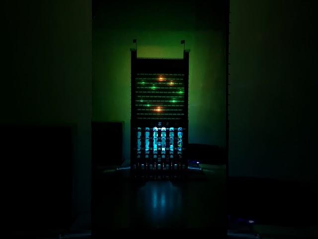 Der Zufallsgenerator mit Lichteffekten