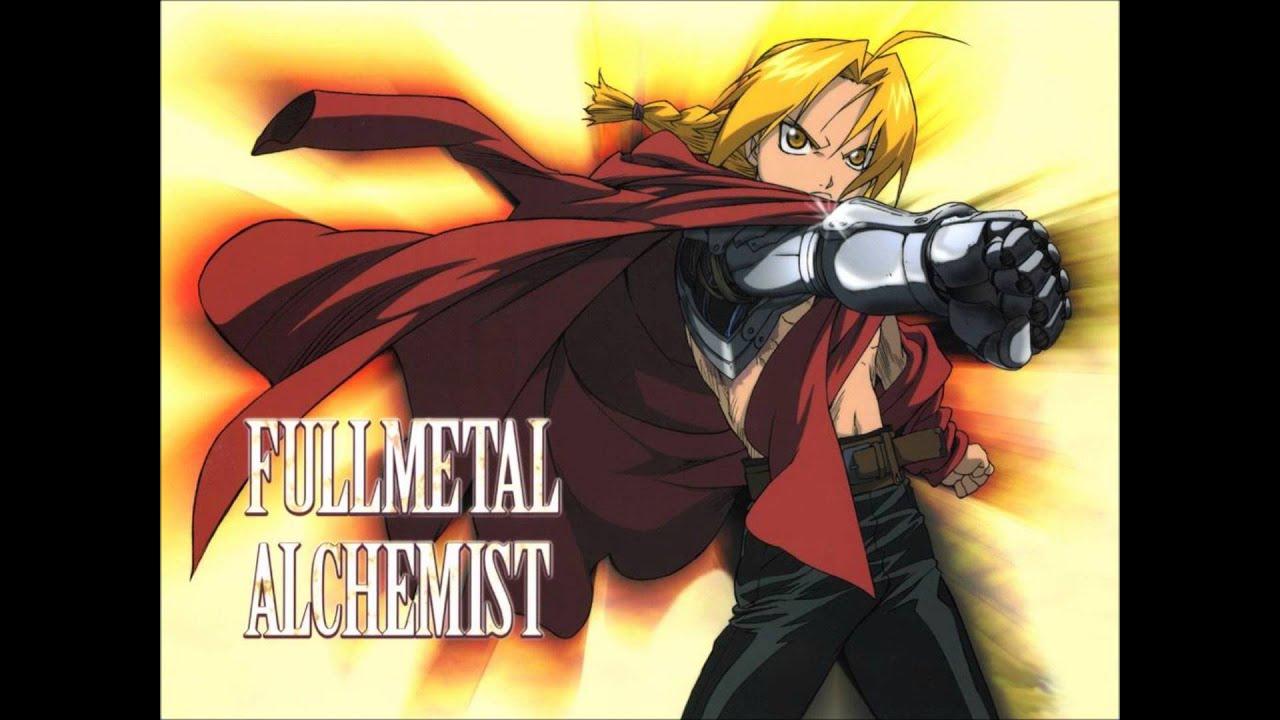 FullMetal Alchemist Brotherhood - Opening 4 - Nightcore ...