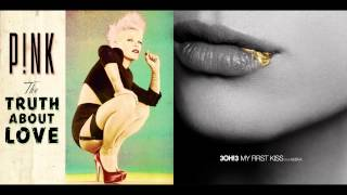 P!nk vs. 3!OH!3 ft. Ke$ha - Kiss Like You
