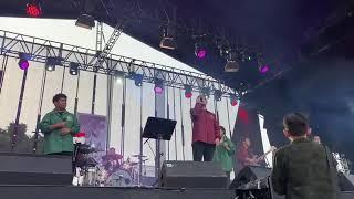 Lalahuta live at Java jazz 2020