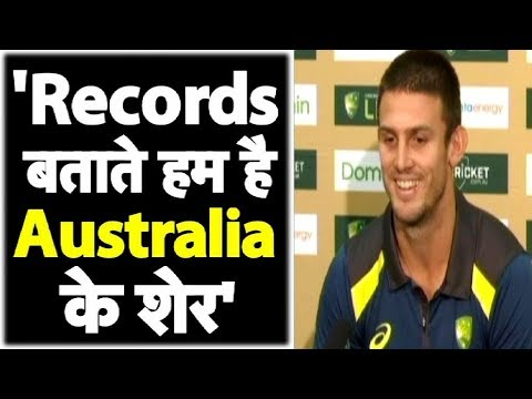 We have plans for all Indian batsmen, not just Kohli: Mitchell Marsh