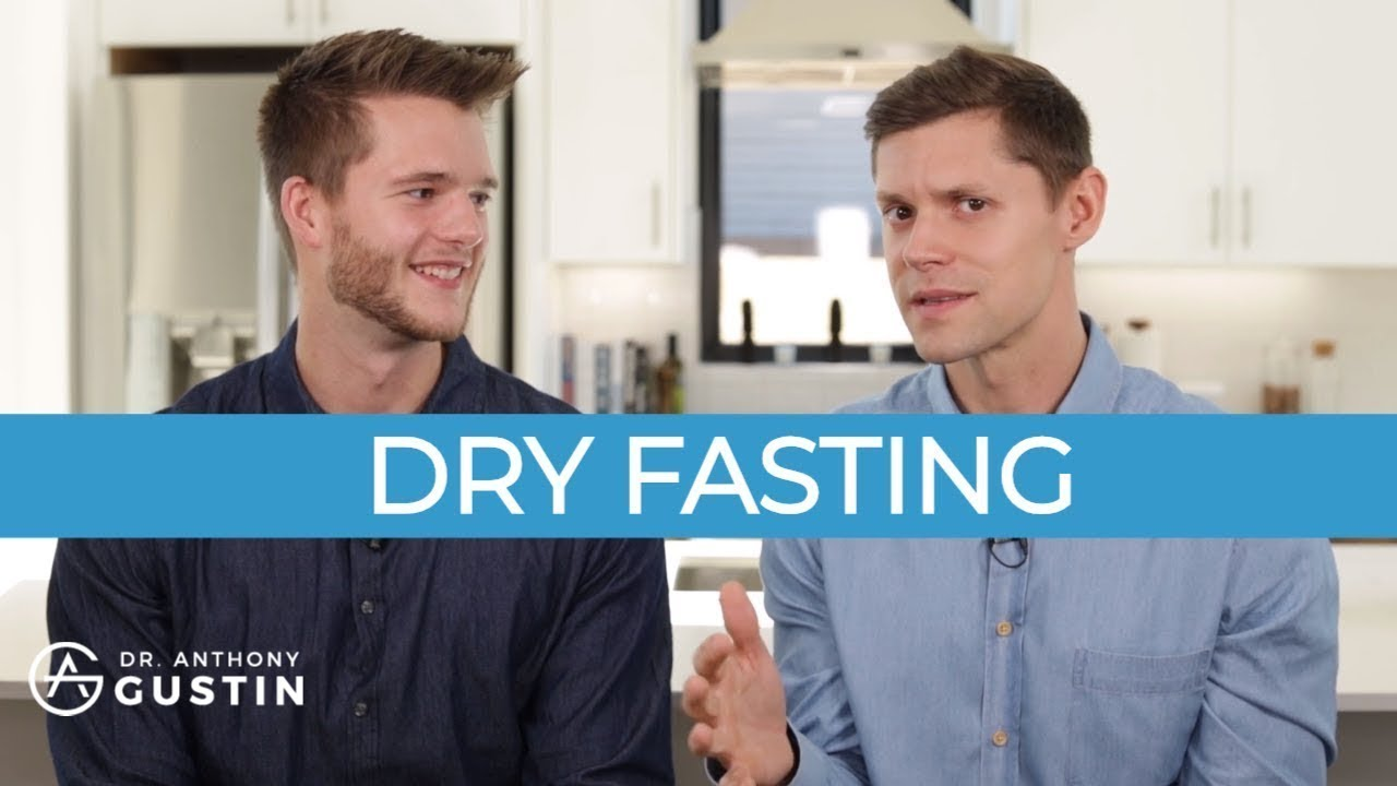 Dry Fasting: The Truth About This New Health Industry Trend