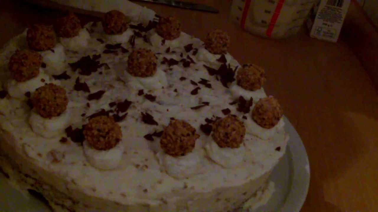 Giotto Torte Ganz Simpel Selbst Gemacht Giotto Torte Quite Simple