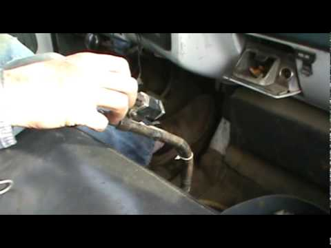 Chevy C60 Shifting a 4+2 transmission