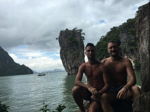 Dan & Neil's JAMES BOND ISLAND ultimate travel diary