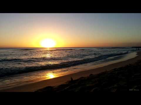Wave Sounds - Caribbean Island - Relaxation - Meditation - Sleep