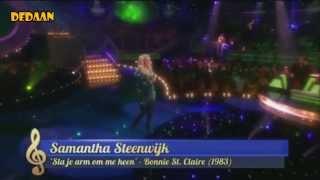 Samantha - Sla je arm om me heen | Finale | Bloed, Zweet en Tranen