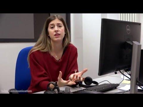 Laura Nardiello - Laurea Magistrale in Televisione, cinema e new media