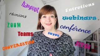 Le regard en vidéo (Zoom, Skype, Teams...et les autres)