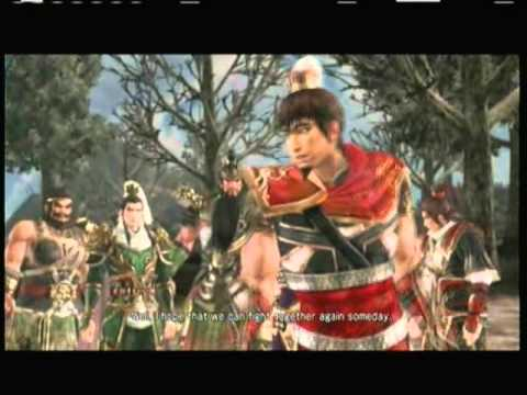 Dynasty Warriors 7 : Liu Bei and Sun Shang Xiang Meet