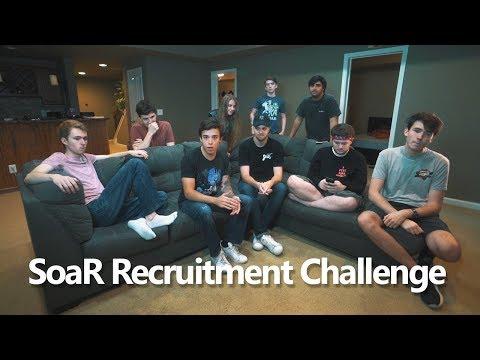 SoaR Recruitment Challenge 2017 #SoaRRC