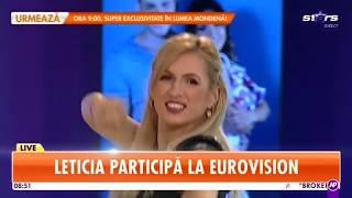 Letitia Moisescu &amp Sensibil Balkan - D A I N A (Star Matinal 2019, Antena Stars)