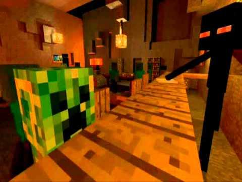 فلم ماين كرافت Minecraft#1