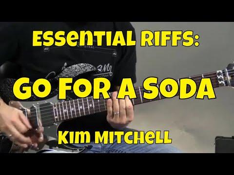 Guitar Cover Lesson | Go For a Soda | Kim Mitchell | Steve Stine | Tutorial thumbnail