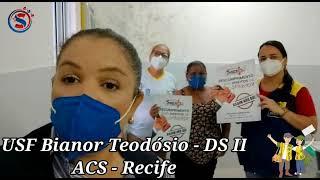 TV SINDACS PE - SINDACS PE em diligências na USF Bianor Teodósio -Distrito Sanitário II - ACS Recife