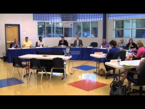 Rockwood School District Board of Education Meeting - August 20, 2015