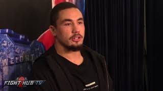 """ROBERT WHITTAKER """"I WANT GSP AS MY NEXT OPPONENT TO SHOW IM THE BEST IN THE MIDDLEWEIGHT DIVISION!"""""""