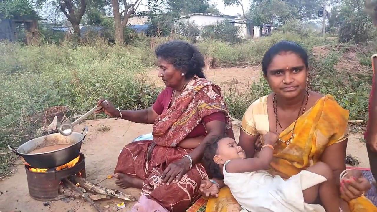 చాలా రోజుల తర్వాత నాన్నమ్మ చేసినా నాట్టుకోడి How to make a nattukodi curry recipes