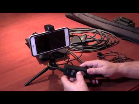 Smartphone Video Production, Simple Gear Basics for Interviews using an iPhone 6