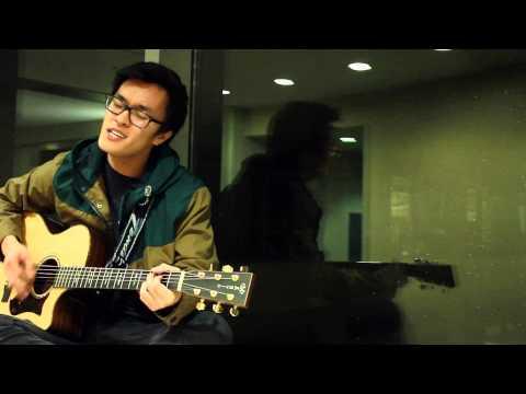 Free Fallin  John Mayer  Andy Vu Truong