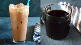 DIY Mushroom Coffee + Hot Chocolate Recipes (Vegan)