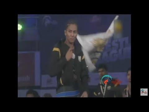 Pro Wrestling League 2015- Geeta Phogat Vs Oksana -26th Dec|CDR PUNJAB ROYALS- HARYANA HAMMERS