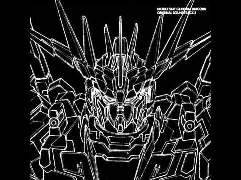 Gundam UC OST 3 Track 5 - Gundam (Second Half)