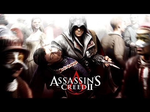 Assassins Creed 2 Game Movie (All Cutscenes) PC Max 1080p HD