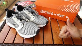 Mở hộp Bitis hunter BST White To Summer - Cô Hòa Review