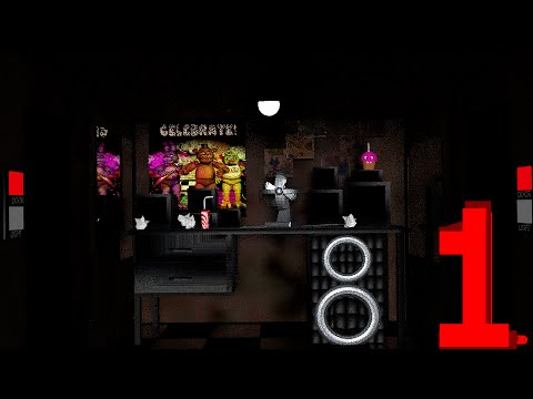 How to make a fnaf office Part 1