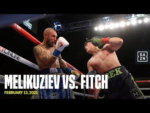 Download FULL FIGHT | Bektemir Melikuziev vs. Morgan Fitch