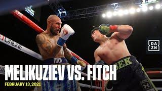 FULL FIGHT | Bektemir Melikuziev vs. Morgan Fitch