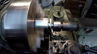 Machining a Custom Steel Disc