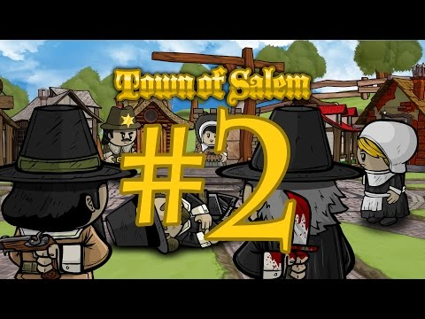 Town of Salem - Episode 2 - I AM THE LAW!