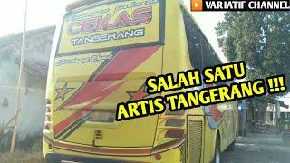 Review Bus Luragung Jaya CEKAS TANGERANG
