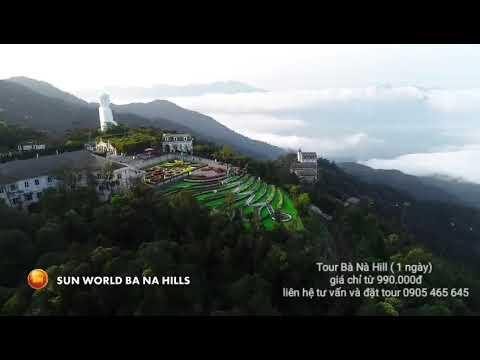 Bà Nà Hill | Tour Bà Nà | Cầu Vàng | Du Lịch Đà Nẵng | Crown Travel